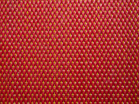 priming: Thai mat texture , Materials used for priming seat.