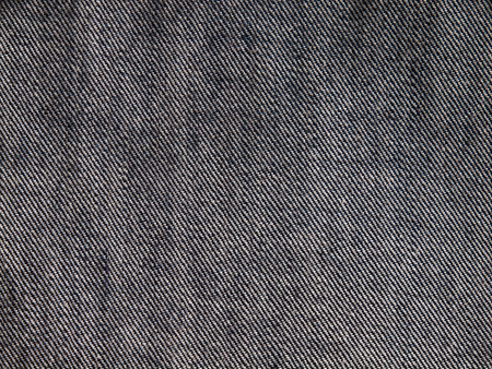Blue denim textile texture , Used for background image , Or design work.