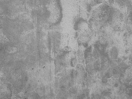Texture of old gray concrete wall for background. Standard-Bild