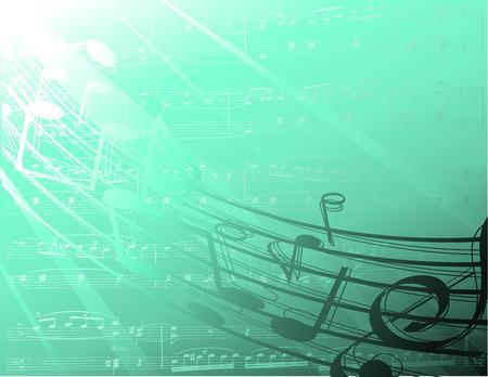 submarin music notes