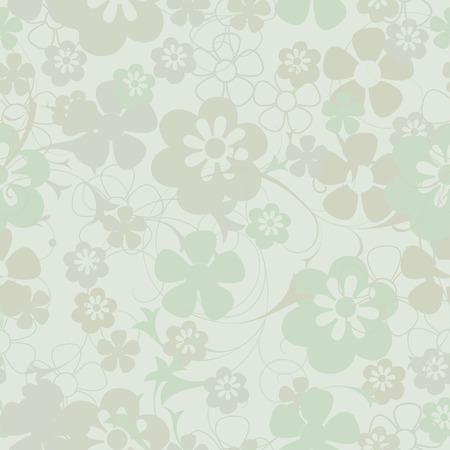 seamless background-vector Stock Vector - 3093194