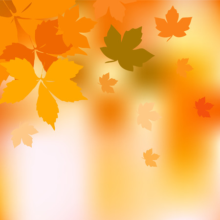 Autumn Background Stock Vector - 5511640