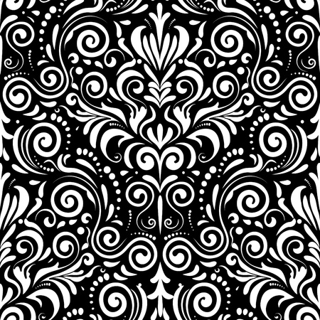 seamless pattern design  Illustration