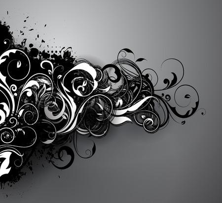 Floral Design Illustration