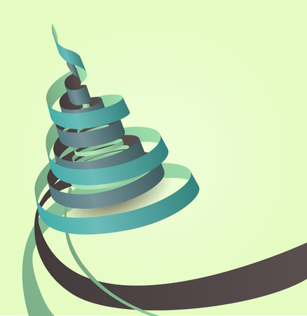 Paper Ribbons