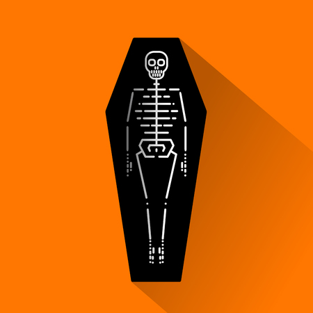 Halloween funny icon