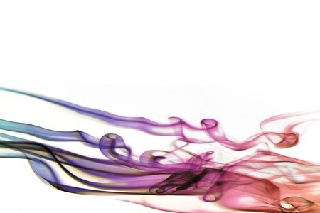 flamme: Coloured Smoke