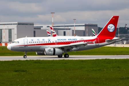 reg: A new Airbus A319 still with the german reg. D-AVYP arriving from a test flight on the airbus plant in hamburg finkenwerder Editorial