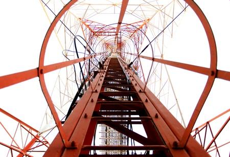 Electricity high voltage power pylon Stock Photo - 12154064