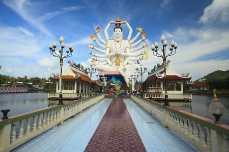 koh: Kuan Yin estatua en Koh Samui, Tailandia