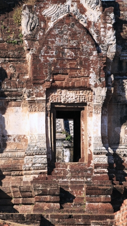 Historic Old Town. Lopburi, Thailand