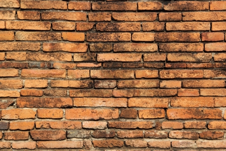 Brick Wall Texture Brick wall with some bricks lighter colored  Texture and background Horizontal Stock Photo - 20130532