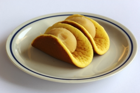 Dorayaki Japanese dessert
