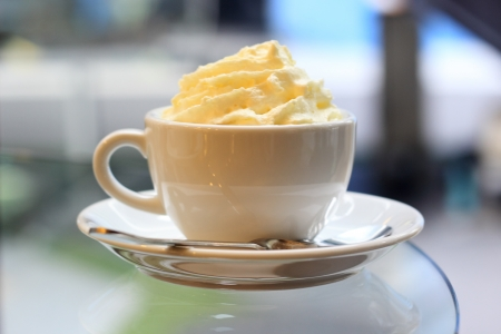 Espresso Con panna Latte coffee