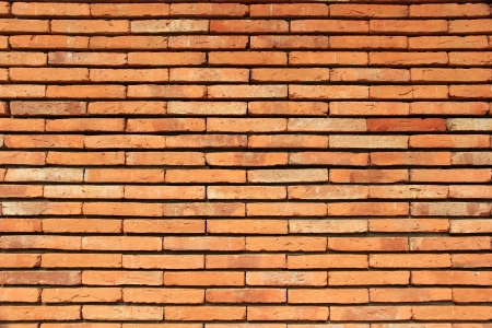 Brick Wall Texture Brick wall with some bricks lighter colored Фото со стока