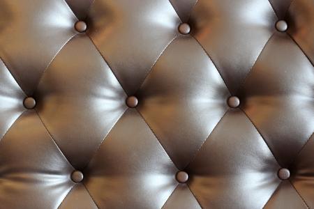 Brown velvet cushion is beautiful backdrop