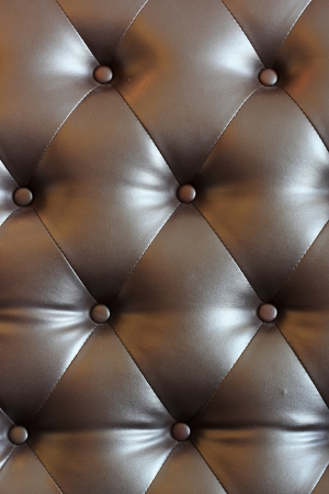 Brown velvet cushion is beautiful backdrop   Stock Photo - 21522234