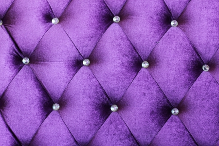 Purple velvet cushion is beautiful backdrop   photo