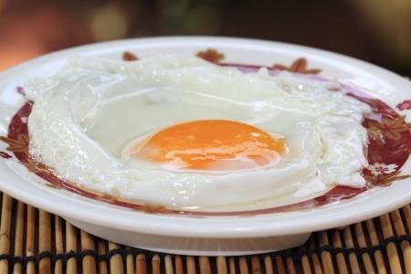 preparaba: Preparado el huevo - huevo preparado bajo el sol