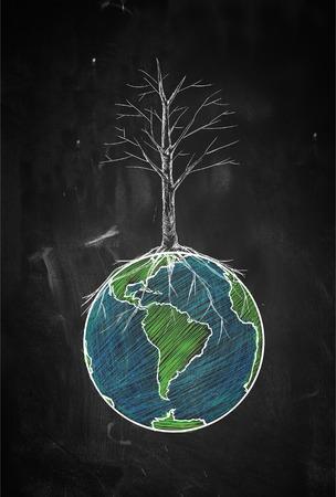 dryness: Dryness of the world
