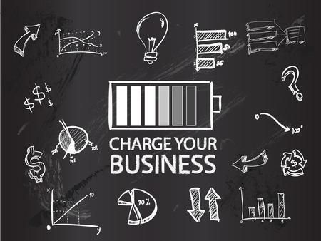 lading: Laad uw bedrijf op blackboard