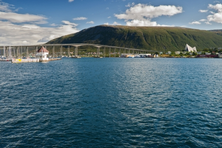 city of tromso photo