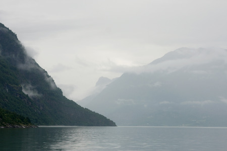 sognefjord: sognefjord in norway