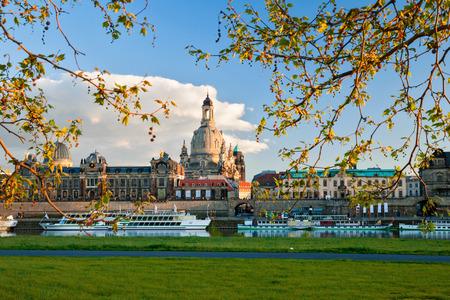 spring in Dresden photo
