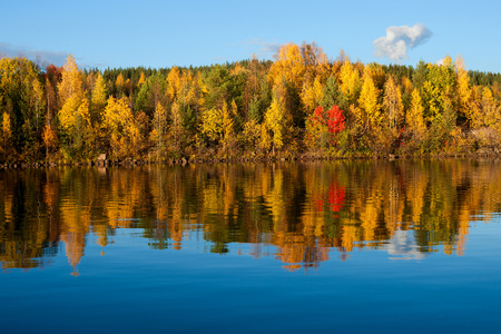 indian summer: indian summer in finland