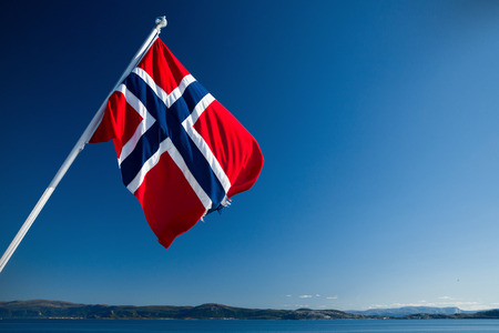 norwegian: norwegian flag