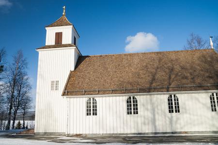 litle: church in a litle village in sweden