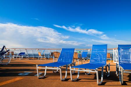 beach cruiser: beach chairs on a cruiser