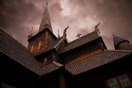 stave: old stave church