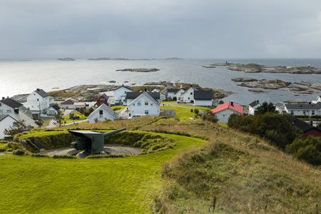 Fishing village Bud in Norway