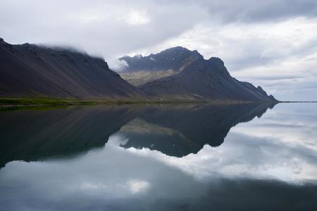 Vestrahorn mountain in Iceland
