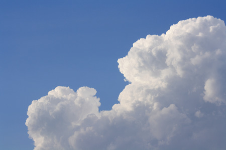 stormy clouds: stormy clouds show the power of the nature Stock Photo