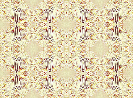 magnificence: Background geometric fantasy panorama. The magnificence of texture and shape.  Multicolored.