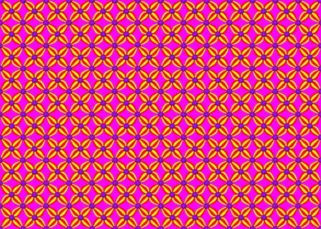 bias:   The magnificence of texture and shape.  Multicolored. Geometric textile ornament.Originalny background color composition,  main crimson color.     Stock Photo