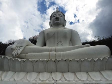 buddha image: The image of Buddha in Pakchong