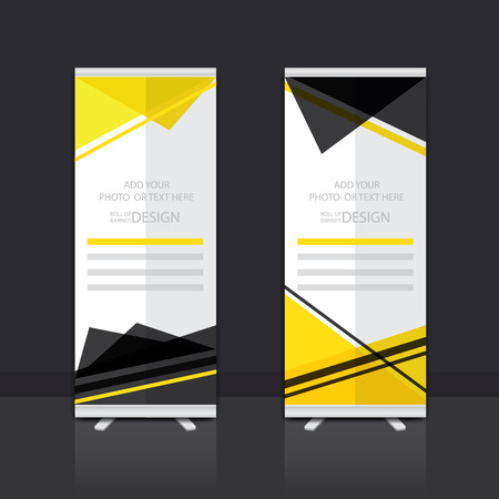 roll up: Roll Up Banner Stand