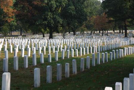 undertaker: Arlington National Cemetery