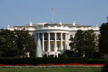 resides: White House where the president of the United States of America resides on Pennsylvania Ave