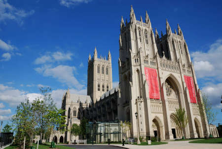 doctrine: The Cathedral Church of Saint Peter and Saint Paul in the City and Diocese of Washington, known as the Washington National Cathedral, is an Episcopal cathedral in Washington, D.C., the capital of the United States. It is a listed monument on the National