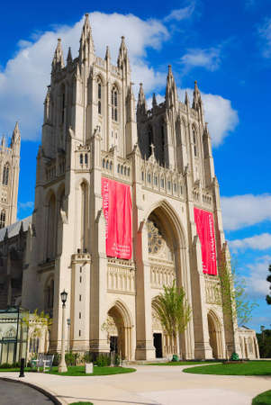 episcopal: The Cathedral Church of Saint Peter and Saint Paul in the City and Diocese of Washington, known as the Washington National Cathedral, is an Episcopal cathedral in Washington, D.C., the capital of the United States. It is a listed monument on the National