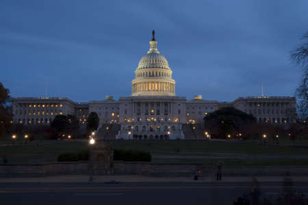 serves: The United States Capitol is the capitol building that serves as the seat of government for the United States Congress, the legislative branch of the U.S. federal government.