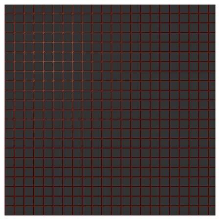 volumetric: Background texture of a variety of volumetric squares, vector illustration Illustration