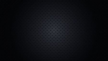 perforated: Dark abstract background, texture with dotted elements, vector illustration.