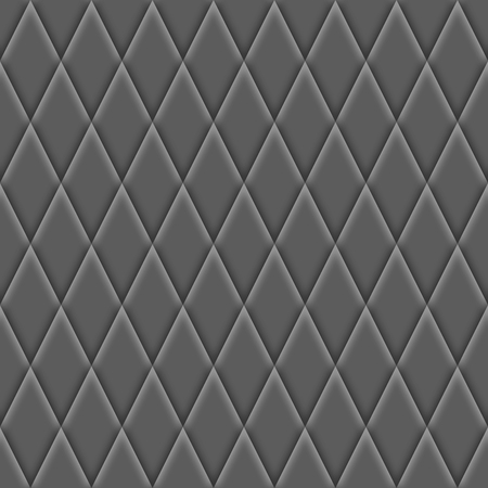 flooring: Abstract background, seamless texture from black tiles, vector illustration.