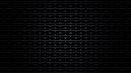 Dark abstract background, texture with dotted elements, vector illustration. Banco de Imagens - 125875499