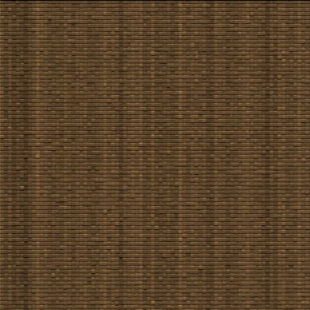 Abstract background, texture from brown tiles, vector illustration. Illustration